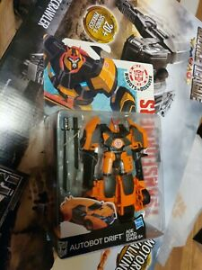 Transfomers Robot In Disguise Autobot Drift RID