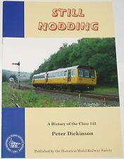 PACER DMU HISTORY Class 142 British Rail Railways Train Diesel Still Nodding