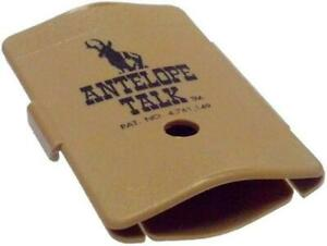 Elk Inc Antelope Talk Stopper Pocket Size Game Call Hunting Calling