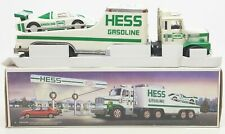 Hess Toy Truck and Racer 1988