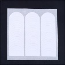 Transfer Nail Manicure Sticker Unghie Art Tip Design Guides Adesivi Curve HOT ca