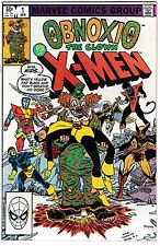 X-MEN vs. OBNOXIO THE CLOWN #1 (NM) WOLVERINE! STORM! CYCLOPS! COLOSSUS! 1983