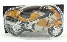 Maisto Suzuki GSX 1300r 1:18 nuevo
