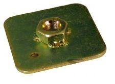 Stahl Verstärkungsplatte - 65 x 65 -  7/16 Zoll UNF #1900 oV