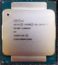 Intel Xeon E5 2640 V3 2.6ghz 8 Core CPU Processor SR205 EX VAT