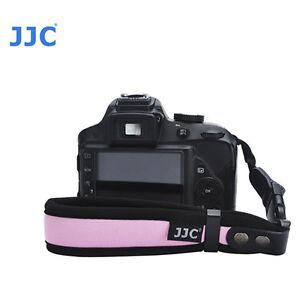 ST-1P Wrist Strap neoprene Quick release clip Pink P900 P1000 B700 B500 D3500