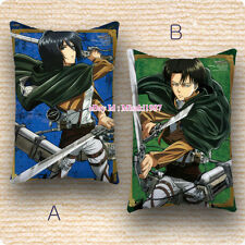 Attack On Titan Dakimakura Levi Ackerman Anime Hugging Pillow Case Cushion