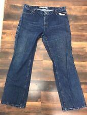 Women's Harley Davidson genuine motorsclothes jeans sz 14 C21