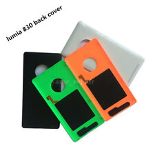 Original Back Cover for Nokia lumia 830 QI Wireless Housing Battery Case RM-984