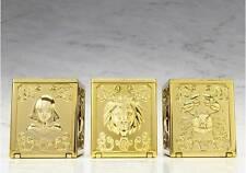 Datong Saint Seiya Myth Cloth Pandora Box Vol 2 Cancer Leo Virgo Set