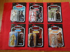 Figurines  Star Wars VIntage Collection 2018 Wave 1