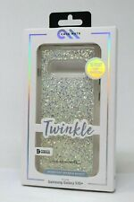 CaseMate Twinkle Series Case for Samsung Galaxy S10 Plus Stardust Clear