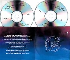 IRL Terraforming In Analogue Space IRL Remixes 2017 UK 29-trk promo test 2xCD