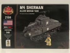 Brickmania M4 Sherman - 2018 (RETIRED)