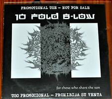 """10 FOLD B-LOW """"For Those Who Share The Sun"""" Promo-CD in Folie, Metalcore, Top"""