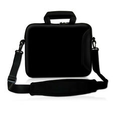 "Plain Black Laptop Shoulder Sleeve Bag Case For 16"" 17"" 17.3"" 17.4"" Laptop"