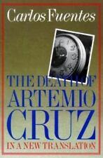 The Death of Artemio Cruz: A Novel by Fuentes, Carlos
