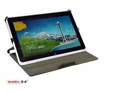 Suoshi MultiView Stand PU Leather Flip Tablet Case Cover for Acer ICONIA W510