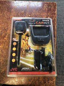 New sealed Sirius XM JVC Wireless FM Modulator Car Kit KS-K6002 Free Shipping