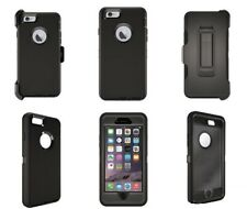 Defender Case for Samsung Galaxy Note 2 3 4 Edge Clip Cover