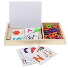 MagiDeal 2 Piece Holz Peg Puzzles Puzzle Kinder Montessori Holzspielzeug 07 Puzzles & Geduldspiele