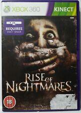 Rise of Nightmares. XBox 360. Fisico.