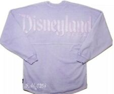 Disney Parks Disneyland Resort Lavender Glitter Adult Small S Spirit Jersey BNWT