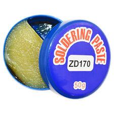 Soldering Paste Flux 50 Gram Box Helpful In Smooth Solder Flow
