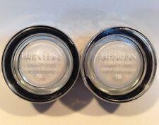 2 Revlon ColorStay Creme Eye Shadow Vanilla 24 hour long wear eyeshadow