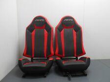 #5331 - 2020 19 20 Polaris RZR XP Turbo S Factory Seat Set 432 Miles