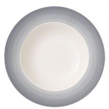 Colourful Life, Piatto Fondo 25cm Cosy Grey, Porcellana, Villeroy & Boch