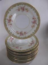 "Occupied Japan Kingswood China ARAGON pattern floral 7.5"" salad/dessert plate"