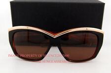 New DSQUARED Sunglasses DQ 0017 17 05E  BLACK/HAVANA