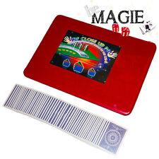 Tapis de magie ROUGE - 40 x 27,5 cm - Qualité VDF
