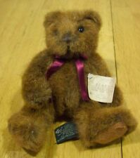 Russ Bears from the Past PICKERING TEDDY BEAR Plush Toy