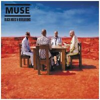 Muse - Black Holes And Revelations NEW CD