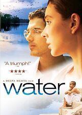 Water (DVD, 2006, Widescreen) Audio:Hindi, Subtitled:English, Deepa Mehta  New
