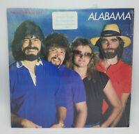 "ALABAMA The Closer You Get  1983 12"" Vinyl Record LP NM in Shrink w Hype Sticker"