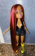 Bratz Sasha rerooted (Shoes Not Included)