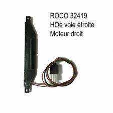Moteur d'aiguillage droit -HOe-1/87-ROCO 32419