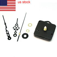 Replacement Quartz Wall Clock Movement Mechanism Motor DIY Repair Part Kit USA