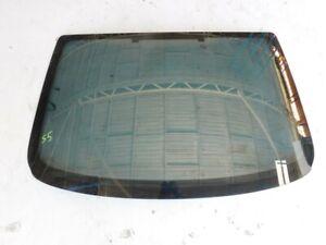 Audi A5 S5 B8 8T 2009 Back Rear Window Glass Windscreen J099