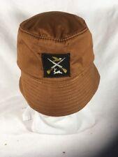 Original Jones Hat Cap 6 7/8 Bucket Hunt Gun Rabbit Duck Bird