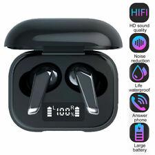 Auriculares Auriculares Inalámbricos Bluetooth 5.0 Auricular Impermeable cancelación de ruido TWS