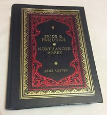 Pride And Prejudice Northanger Abbey 2008 Borders Classics Hardcover