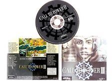 CALL TO POWER II (2). GREAT STRATEGY GAME FOR THE PC!!