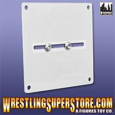 Universal Replica Belt Wall Hanger (White) For Most WWE Replica Belts