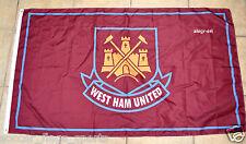 West Ham United Flag Banner 3x5 England British UK Premier Football Soccer