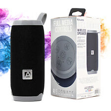 Aduro Resonate Extra Bass Wireless Bluetooth Speaker Outdoor Portable TF AUX In