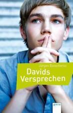 Davids Versprechen (Taschenbuch Kinderbuch ab 10) von Banscherus, Jürgen